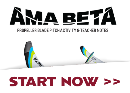 Prop Blade Pitch Activity