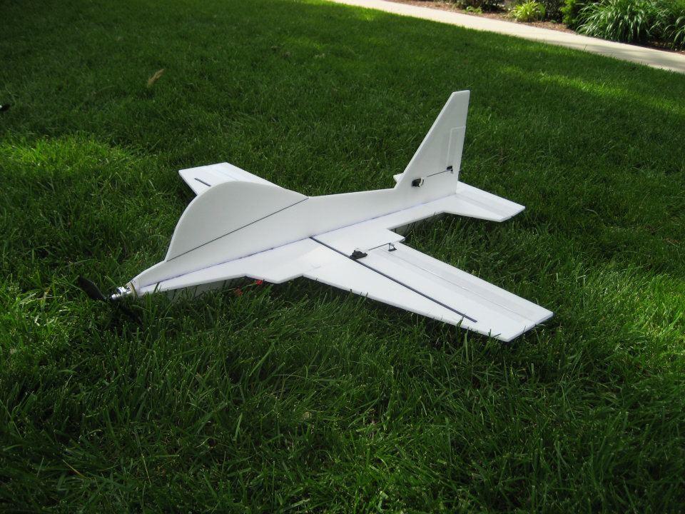 foam aircraft design project ama flight school